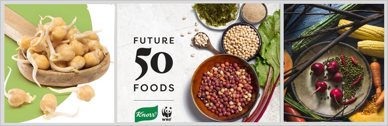 De 50 Future Foods: Wat kan ik daarmee binnen mijn bedrijf?